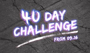 40 Day Challenge Banner Small