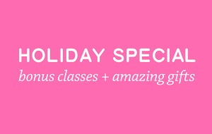 holiday special yoga 2013