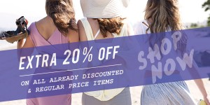 sale extra 20 off