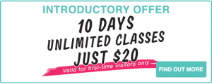 introductory offer yoga unlimited classes