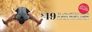 hot yoga markham special one month unlimited