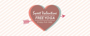 free yoga valentines day 2014