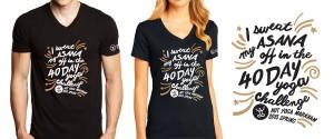 hot yoga markham t shirt 2015 40 day yoga challenge