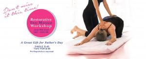 thai massage workshop restorative hot yoga markham