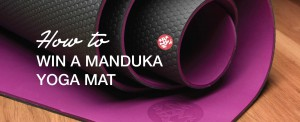 how to win a manduka yoga mat hot yoga markham