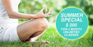summer special hot yoga markham