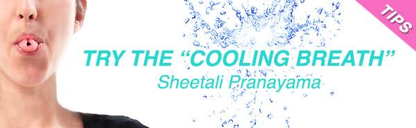 the cooling breath