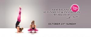 hot yoga markham ashtanga workshop inversion arm balance